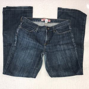 Gap Long and Lean Jeans s6